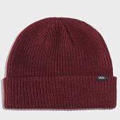 /achat-bonnets/vans-bonnet-core-basics-bordeaux-197043.html