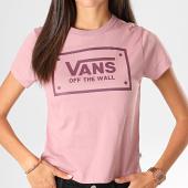 /achat-t-shirts/vans-tee-shirt-slim-femme-boom-boom-unity-a47w6-rose-197124.html