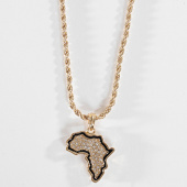 /achat-colliers-pendentifs/california-jewels-pendentif-mini-afrique-dore-197196.html