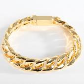 /achat-bracelets/california-jewels-gourmette-cuban-dore-197212.html