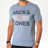 /achat-t-shirts/jack-and-jones-tee-shirt-slim-jammin-bleu-clair-197294.html