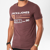 /achat-t-shirts/jack-and-jones-tee-shirt-slim-jammin-bordeaux-197296.html