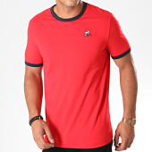 /achat-t-shirts/le-coq-sportif-tee-shirt-essential-bicolore-n1-1922428-rouge-197206.html