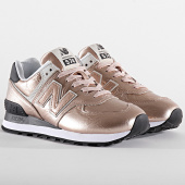 /achat-baskets-basses/new-balance-baskets-femme-classics-574-738781-rose-gold-197256.html