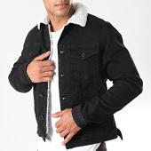 /achat-vestes-jean/terance-kole-veste-jean-col-mouton-y66097-noir-197242.html