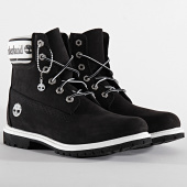 /achat-bottes-boots/timberland-boots-femme-6-inch-premium-waterproof-a2314-black-nubuck-197272.html