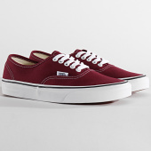 /achat-baskets-basses/vans-baskets-authentic-a38emqsq-burgundy-true-white-197285.html