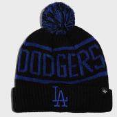 /achat-bonnets/47-brand-bonnet-calgary-cuff-knit-los-angeles-dodgers-noir-bleu-roi-197303.html