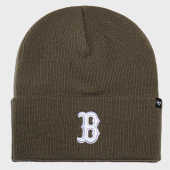 /achat-bonnets/47-brand-bonnet-mvp-boston-red-sox-vert-kaki-197305.html