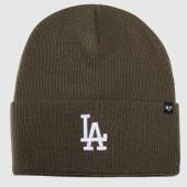 /achat-bonnets/47-brand-bonnet-mvp-los-angeles-dodgers-vert-kaki-197307.html