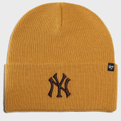 /achat-bonnets/47-brand-bonnet-mvp-new-york-yankees-camel-197310.html