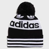 /achat-bonnets/adidas-bonnet-jacquard-pom-ed8763-noir-blanc-197352.html