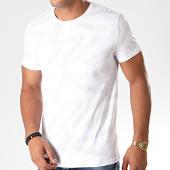 /achat-t-shirts/calvin-klein-tee-shirt-ad-stretch-3542-blanc-gris-197487.html