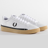 /achat-baskets-basses/fred-perry-baskets-spencer-leather-b7110-white-197341.html