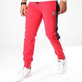 /achat-pantalons-joggings/la-maison-blaggio-pantalon-jogging-a-bandes-kaltor-rouge-blanc-noir-197423.html