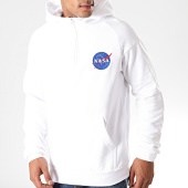 /achat-sweats-col-zippe/nasa-sweat-col-zippe-capuche-mt859-blanc-197440.html