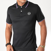 /achat-polos-manches-courtes/sergio-tacchini-polo-manches-courtes-reed-017-37382-noir-violet-blanc-197394.html