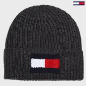/achat-bonnets/tommy-hilfiger-bonnet-big-flag-5152-gris-anthracite-chine-197325.html