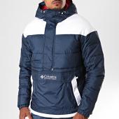 /achat-vestes/columbia-veste-outdoor-lodge-bleu-marine-blanc-197535.html