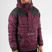 /achat-vestes/columbia-veste-outdoor-lodge-violet-noir-197537.html