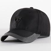 /achat-casquettes-de-baseball/lamborghini-casquette-gabardina-light-serra-noir-carbon-197532.html