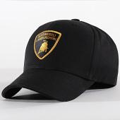 /achat-casquettes-de-baseball/lamborghini-casquette-gabardina-light-serra-noir-197533.html