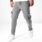 /achat-pantalons-joggings/ikao-pantalon-jogging-f662-gris-anthracite-chine-197565.html