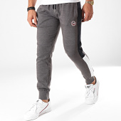 /achat-pantalons-joggings/la-maison-blaggio-pantalon-jogging-a-bandes-kaltor-gris-anthracite-chine-197497.html