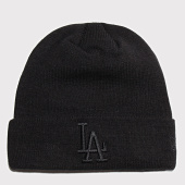 /achat-bonnets/new-era-bonnet-team-cuff-knit-12040221-los-angeles-dodgers-noir-197622.html