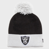 /achat-bonnets/new-era-bonnet-pop-team-knit-12040259-oakland-raiders-noir-197623.html