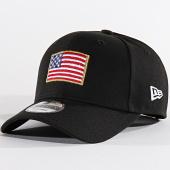 /achat-casquettes-de-baseball/new-era-casquette-9forty-flagged-12040477-noir-197642.html