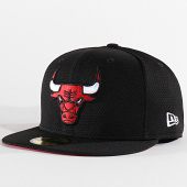 /achat-fitted/new-era-casquette-59fifty-training-mesh-12040188-chicago-bulls-noir-197657.html