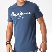 /achat-t-shirts/pepe-jeans-tee-shirt-original-stretch-501594-bleu-marine-197743.html