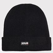 /achat-bonnets/schott-nyc-bonnet-adrian-noir-197848.html