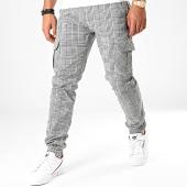 /achat-pantalons-carreaux/urban-classics-pantalon-carreaux-tb3138-blanc-noir-197780.html
