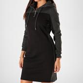 /achat-robes/urban-classics-robe-sweat-capuche-femme-tb3011-noir-gris-anthracite-chine-197822.html