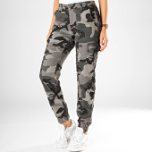 /achat-pantalons-cargo/urban-classics-pantalon-cargo-femme-tb3047-gris-camouflage-197823.html