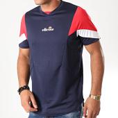 /achat-t-shirts-longs-oversize/ellesse-tee-shirt-de-sport-col-v-oversize-beasley-sec7499-bleu-marine-197937.html