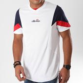 /achat-t-shirts-longs-oversize/ellesse-tee-shirt-de-sport-col-v-oversize-beasley-sec07499-blanc-bleu-marine-rouge-197938.html