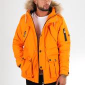 /achat-parkas/ellesse-parka-fourrure-blizzard-shc03704-orange-197946.html