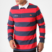 /achat-polos-manches-longues/ellesse-polo-manches-longues-a-rayures-chandler-rugby-shc07332-rouge-bleu-marine-blanc-197957.html