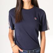 /achat-t-shirts/fila-tee-shirt-femme-rosalia-bleu-marine-197916.html