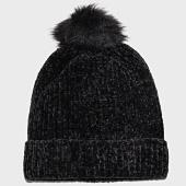 /achat-bonnets/le-temps-des-cerises-bonnet-femme-barbara-noir-197991.html