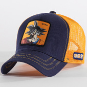 /achat-trucker/dragon-ball-z-casquette-trucker-goku-orange-bleu-marine-198186.html