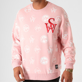 /achat-sweats-col-rond-crewneck/classic-series-sweat-crewneck-19446-rose-clair-198083.html