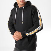 /achat-sweats-capuche/deeluxe-sweat-capuche-a-bandes-staaf-noir-198041.html