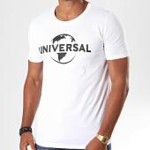 /achat-t-shirts/universal-tee-shirt-logo-mono-blanc-noir-198067.html
