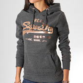/achat-sweats-capuche/superdry-sweat-capuche-femme-logo-metalwork-entry-w2000059a-gris-anthracite-chine-198050.html