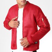 /achat-bombers/classic-series-bomber-19427-rouge-198235.html
