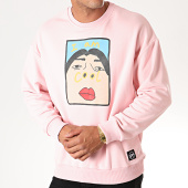 /achat-sweats-col-rond-crewneck/classic-series-sweat-crewneck-19435-rose-clair-198241.html